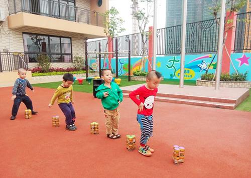 """王登峰:幼儿体育的正确打开方式是""""游戏"""""""