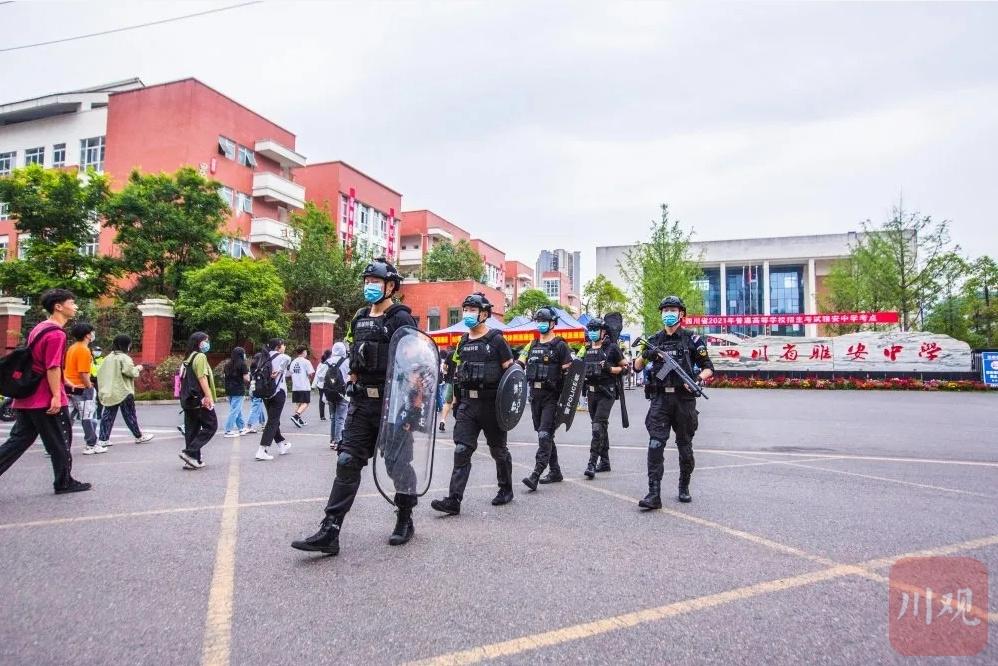 6月以来,四川共整改涉校安全隐患14941个